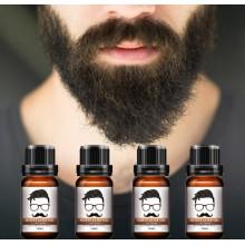 Olje za rast brade - Naravno